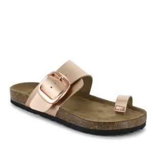 Outwood footbed sandals